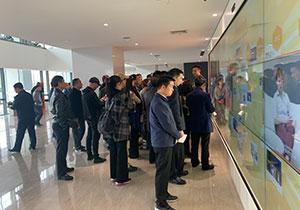 参观阿里巴巴总部,学习阿里管理创新与人才培养体系
