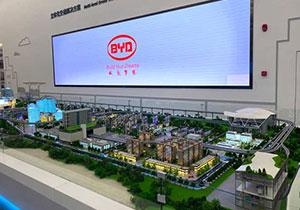 企业游学方案:参观深圳比亚迪